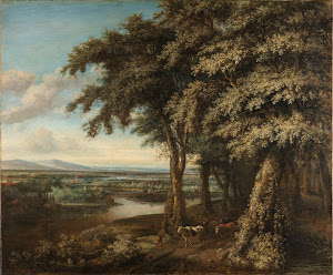 RIJKS: Philips Koninck: painting 1688