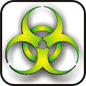 BioHazard doo-dad green icon