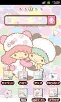 Screenshot of SANRIO CHARACTERS Theme24