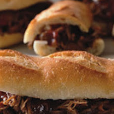 Barbecue Beef Subs