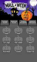 Screenshot of Scary HALLOWEEN Sounds