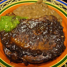 Chile-Glazed Pork Chops