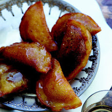 Cheese- or Walnut-Filled Crepes (Atayef)