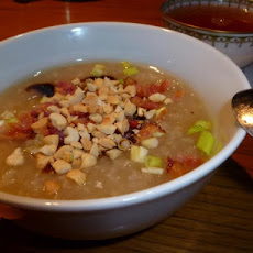 Jook (Chinese Breakfast Rice Soup)