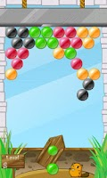 Screenshot of Bubble Beaver Game