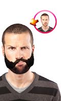 Screenshot of Beard Booth