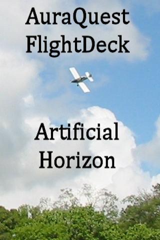 FlightDeck-Artificial Horizon