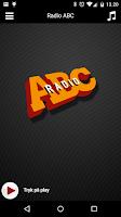 Screenshot of Radio ABC