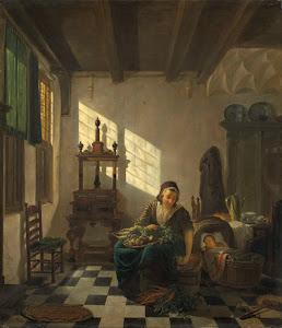 RIJKS: Abraham van Strij (I): painting 1811