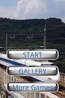 Screenshot of Train Puzzle:Joetsu Shinkansen
