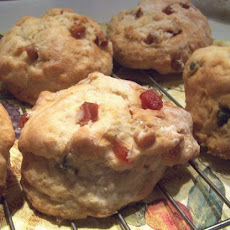 Dad's Sunday Morning Scones