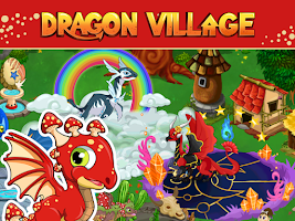 Screenshot of Magic Dragon Village -Sky City
