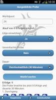 Screenshot of Mobile Runner for Shadowrun 4