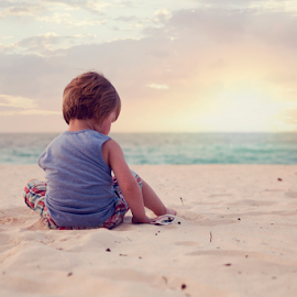Beach Boy by Chinchilla  Photography - Babies & Children Toddlers