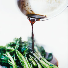 Broccoli Rabe with Balsamic Brown Butter Recipe