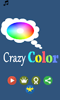 Screenshot of Crazy Color