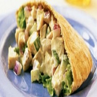 Chicken Salad Pockets