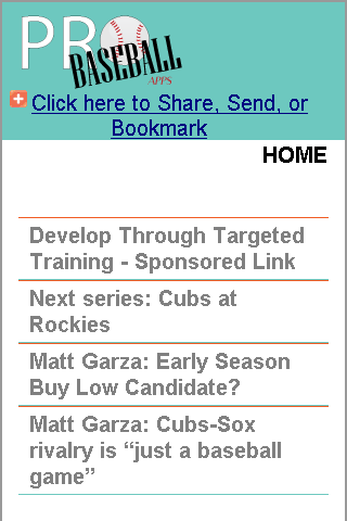 Matt Garza News