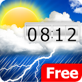 Weather & Clock - Meteo Widget APK for Bluestacks
