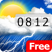 Weather && Clock - Meteo Widget APK for Nokia