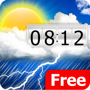 Download Weather & Clock - Meteo Widget
