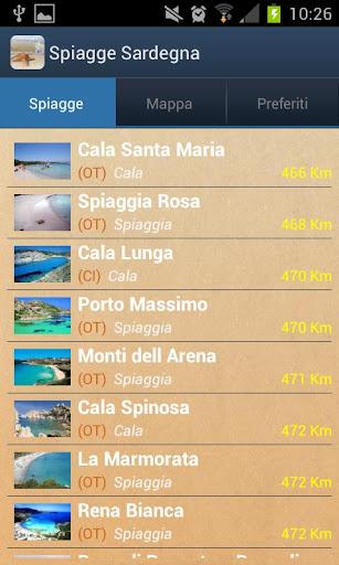 Spiagge Italia Sardegna Free
