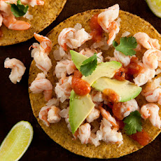 Tequila Shrimp Recipe