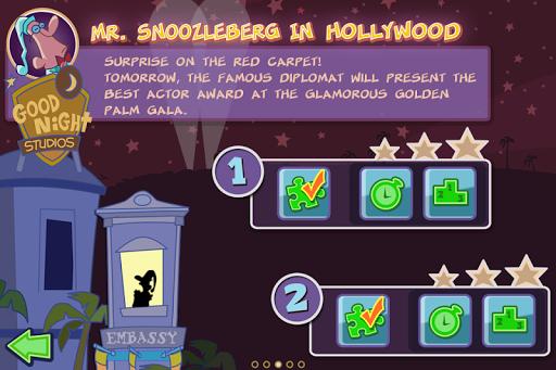Mr Snoozleberg - screenshot