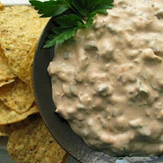Black Bean Soup Dip