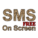 SMSOnScreen free icon