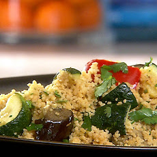 Spicy Couscous and Vegetables