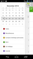 Screenshot of Calendar++ Free