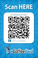 Screenshot of eCoffeeCard