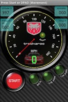 Screenshot of Viper Speedo Dynomaster Layout
