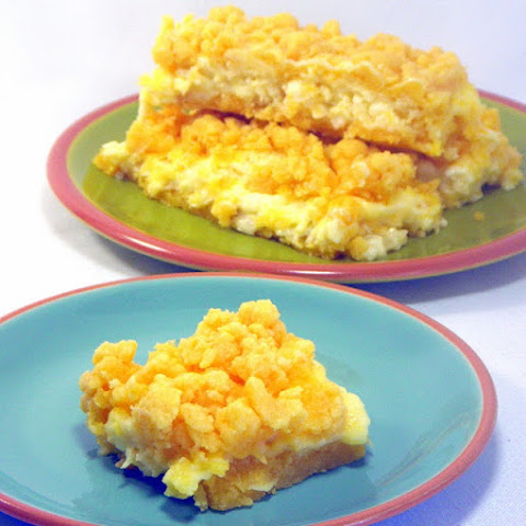 Pineapple Cream Cheese Bars