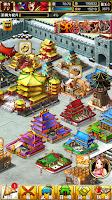 Screenshot of 軍勢RPG 蒼之三國志–日本最強手控戰鬥策略遊戲
