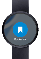 Screenshot of Web Browser for Android Wear