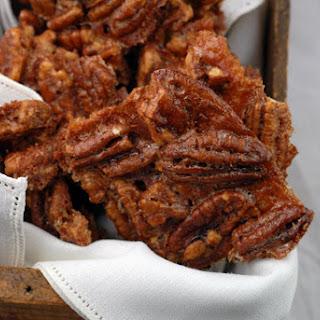 Cinnamon Pecan Brittle Recipes