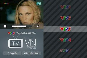 Screenshot of VN Channels (Free)
