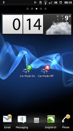 Car Mode On