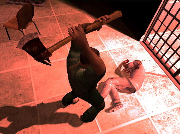 Take-Two vow release of Manhunt 2