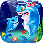 Shark Mommy's New Ocean Baby 1.0 Apk