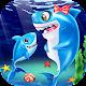 Shark Mommy's New Ocean Baby