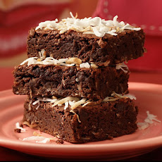 Coconut Brownies