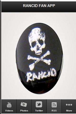 Rancid Fan App