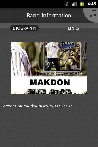 【免費音樂App】Makdon-APP點子
