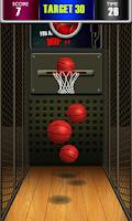 Screenshot of Basketball Shoot 3D