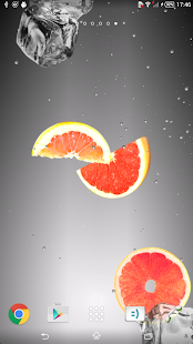 Grapefruit juice - screenshot