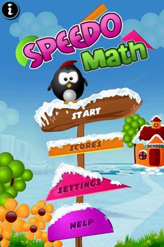Speedo Math