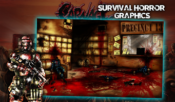 Screenshot of Zombie Desperation Classic